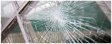 Mossley Smashed Glass